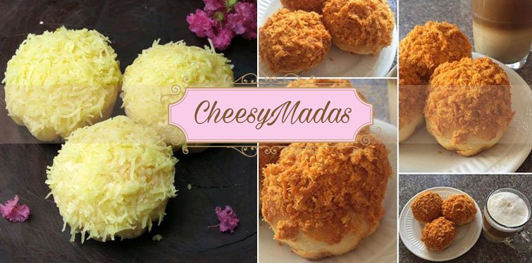 CheesyMadas