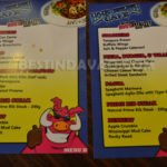 Hog's Breath Menu