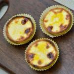 Lava Cheese tarts